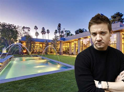 Trulia Malibu house of the day actor jeremy renner flipped a 25