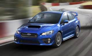 Subaru Impressa Wrx 2017 Subaru Wrx And Wrx Sti Preview