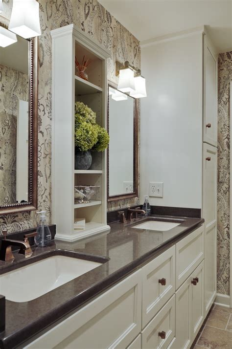 bathroom counter shelves debbie evans realtor interior design consultant remax west