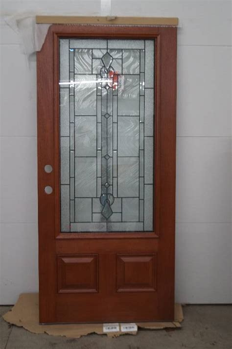 Exterior Door Slab Exterior Door Slabs Moorhead Liquidation New Stock Doors Windows Auction K Bid