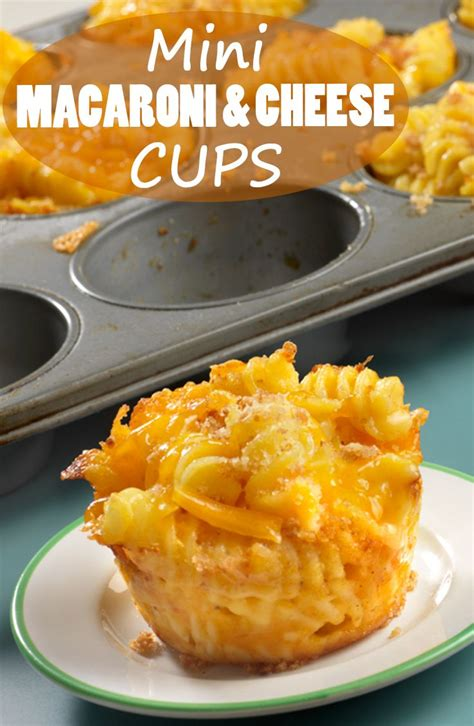 Vales Recipes Macaroni Panggangmaxschotel Cheese Mini Cup mini macaroni cheese cups more macaroni muffin and