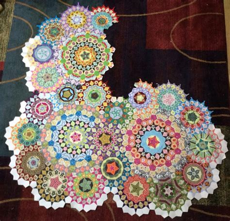 mille fiori 25 best ideas about millefiori quilts on