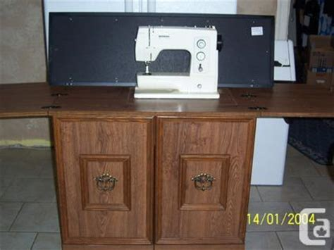bernina sewing machine cabinets images