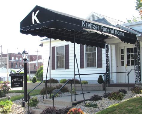 fellers buys kreitzer funeral home daily advocate