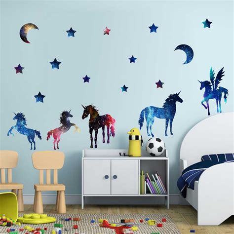 gambar unicorn lucu wallpaper galaxy wallpapershit