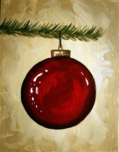 20 stunning christmas canvas paintings