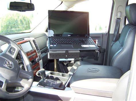 truck laptop desk truck desk dominator a durable truck laptop holder
