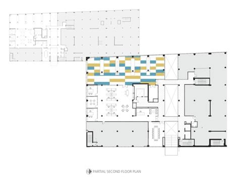 research center floor plan waterfront research center sabarchitects archdaily