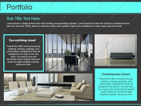 interior design powerpoint presentation interior design ppt goodpello