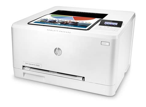 Hp Laserjet M252n printer hp laserjet color pro m252n