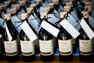 Wedding Favors Wine by Wedding Wednesday Custom Wedding Favors How S Married
