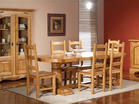 table rustique fa 231 on monast 232 re en ch 234 ne massif meubles