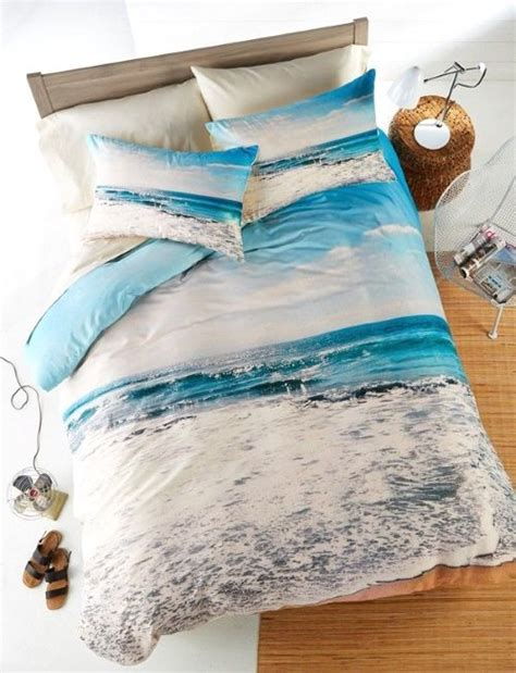 Summer Duvet Cover Beach Bedding Collections Slip Away To The Soothing