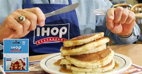 Ihop Gift Cards At Cvs - amazon lightning deal 50 ihop gift card only 40 shipped hip2save