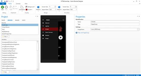 home automation and windows 10 desktop mobile windows