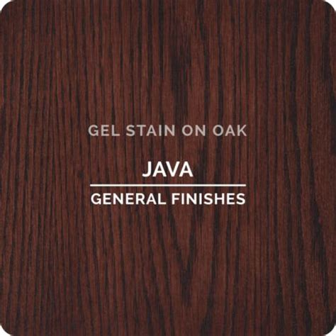 java gel stain colors 17 best ideas about general finishes on java