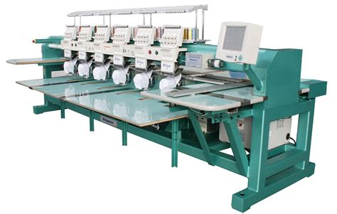 Mesin Bordir Komputer Merk Azzura machine embroidery mesin bordir manual dan komputer benang ijo