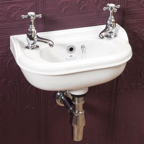 silverdale micro cloakroom basin now at