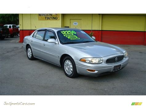 2002 buick lesabre limited in sterling silver metallic