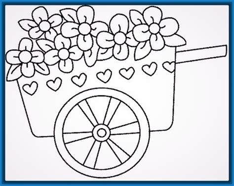 imagenes para dibujar faciles de flores imagenes facil para dibujar de amor archivos dibujos