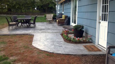 Sted Concrete Patio Reviews by Backyard Creations Deluxe Serving Bar 28 Images