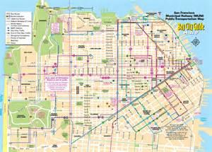san francisco map printable maps update 21051488 san francisco city map tourist san francisco printable tourist map 80