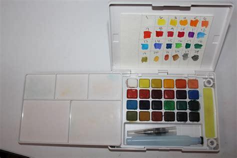 Koi Water Color Pocket Set 24 664v my koi watercolor sketchbox color chart wetcanvas