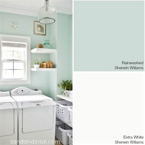 rainwashed paint color my coastal colors coastal colors coastal and laundry