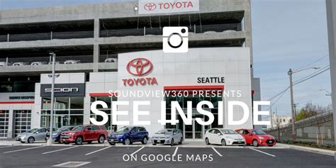 Toyota Of Downtown Toyota Downtown Seattle Autos Post