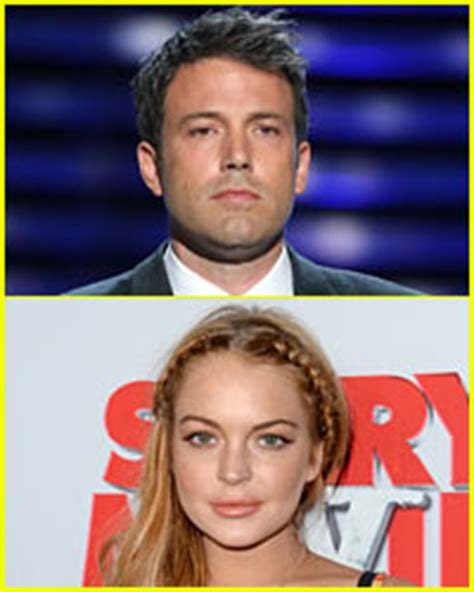 Lindsay Gets Rehab Visit From by Why Did Ben Affleck Visit Lindsay Lohan In Rehab Ben