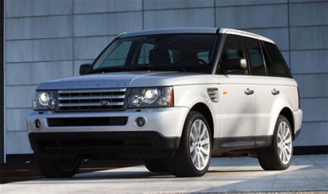 land rover 2007 2007 land rover range rover information and photos