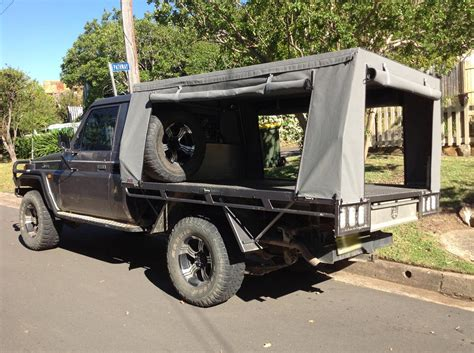 Canvas Awnings Perth Canvas Ute Covers Landcruiser
