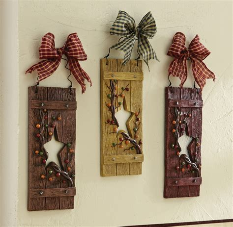 country stars decorations for the home diy wood decorations easy arts and crafts ideas