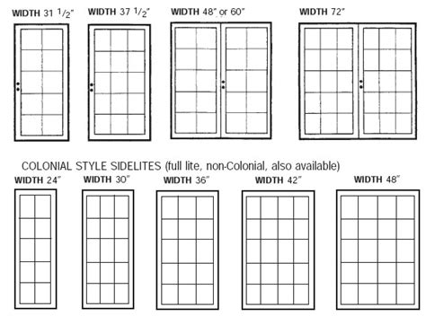 standard exterior door sizes exterior door sizes newsonair org