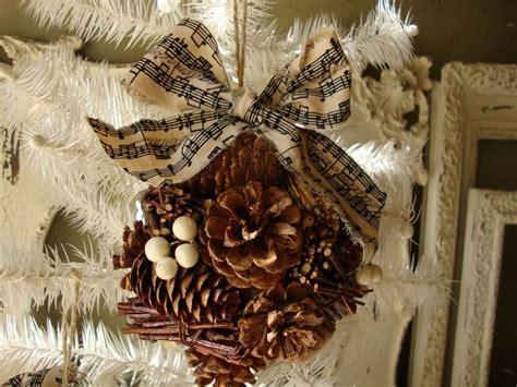 pine cone home decor pine cone christmas decoration instructions christmas