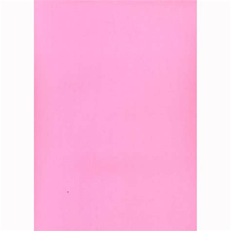 a4 pale pink card pack card at the works