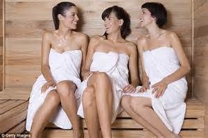 what to wear to a steam room day spa etiquette top tips revealed by leading therapists daily mail