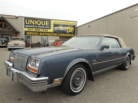 1986 buick riviera t type boosted buick 1984 buick riviera t type