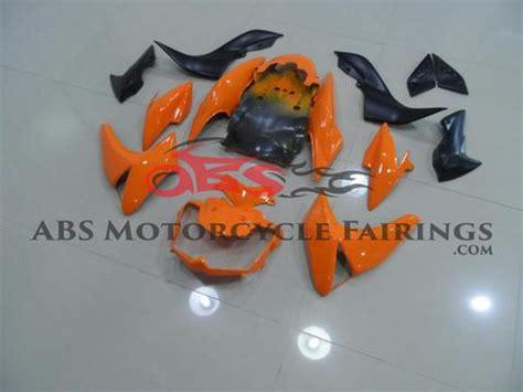Spion Fairing Kawasaki 250 Cnc Orange View Back Mirror kawasaki z1000 fairings for sale motorcycle fairings