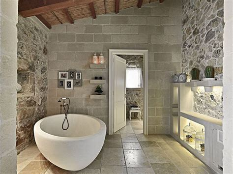 cozy bathroom designs 25 awesome natural stone bathrooms home design and interior