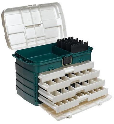 Drawer Tackle Box by Plano 4 Drawer Tackle Box New Ebay