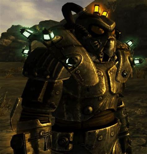 Tesla Armour Enclave Tesla Armor Fallout War Never Changes