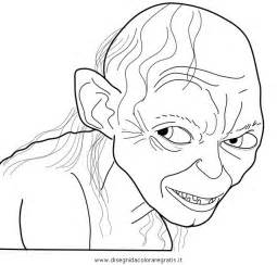 hobbit coloring pages free coloring pages of hobbit with gollum