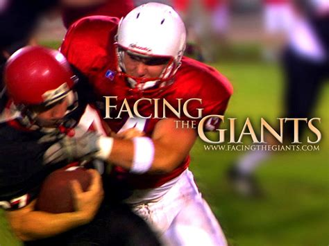 film motivasi facing the giants story 2 screen movie review episode 9 facing the giants