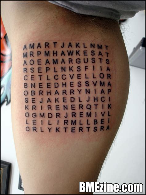 Family Tattoo Ideas 2011 Que La Historia Me Juzgue Tattoos Finder For