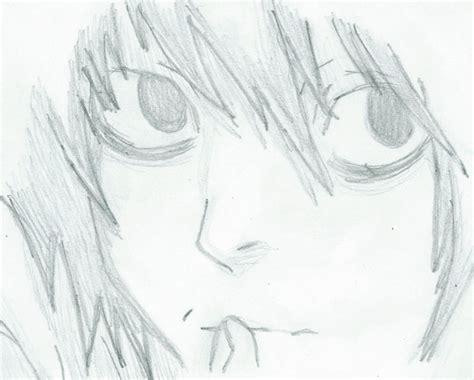 imagenes anime en blanco y negro anime a blanco y negro imagui