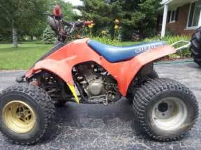1986 Suzuki Quadrunner Suzuki 230 Quadrunner Motorcycles For Sale In Cleveland Oh