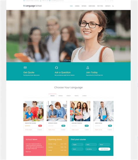 themes wordpress e learning 13 best elearning wordpress themes for 2018