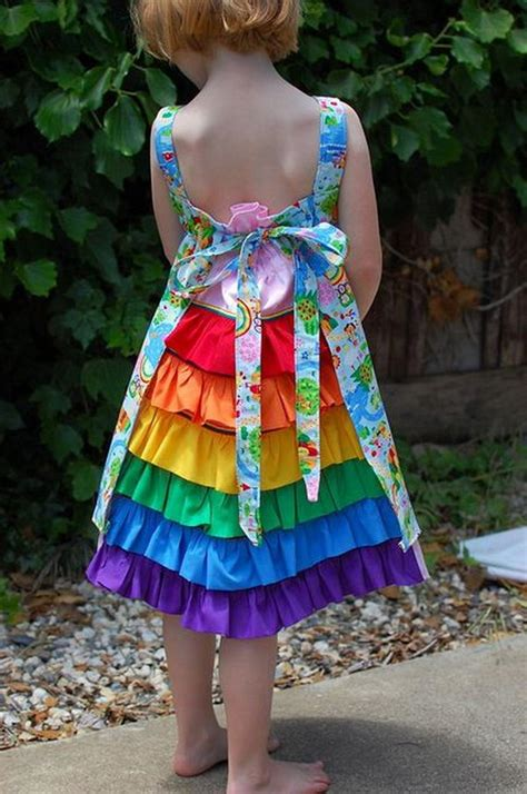 rainbow colored dresses 30 gorgeous rainbow colored dress designs hative