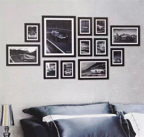 photo collage for bedroom wall design collage picture frames my decorative